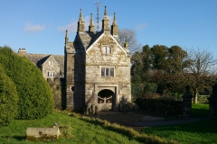 Bradstone Manor Gatehouse