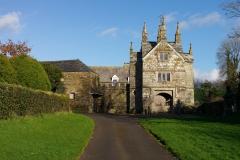 Bradstone Manor Gatehouse
